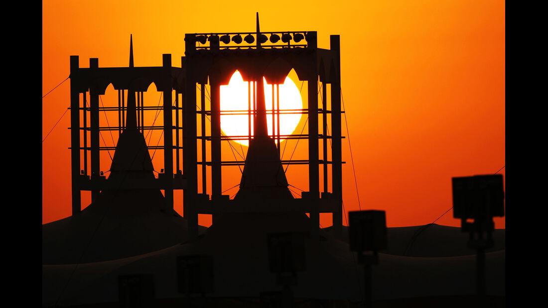 Impressionen - Formel 1 - Bahrain-Test 2014