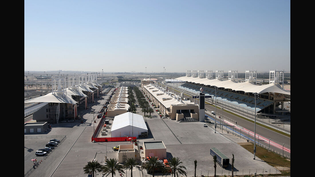 Impressionen - Formel 1 - Bahrain - Test - 21. Februar 2014