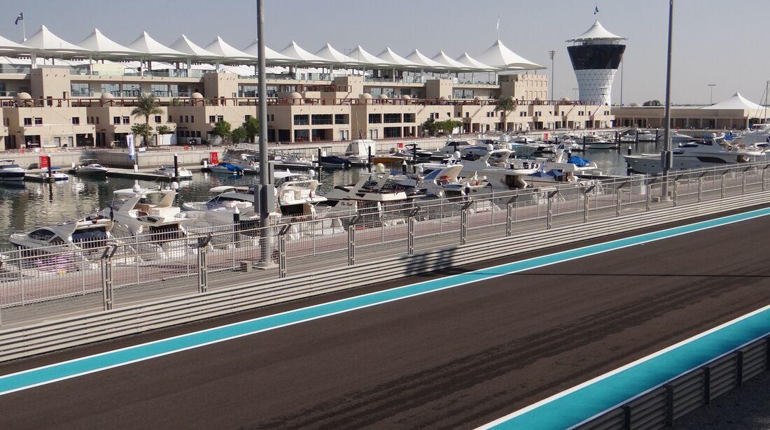 Impressionen  - Formel 1 - GP Abu Dhabi - 01. November 2012
