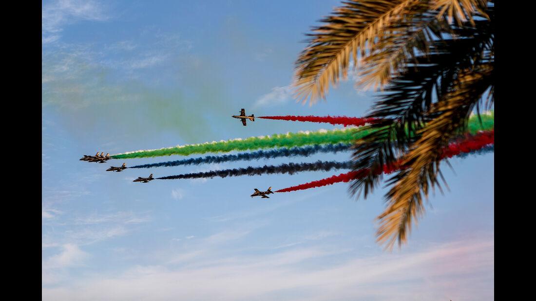 Impressionen - Formel 1 - GP Abu Dhabi  -24. November 2018