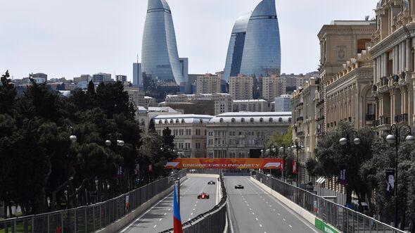 Impressionen - Formel 1 - GP Aserbaidschan - 27. April 2018