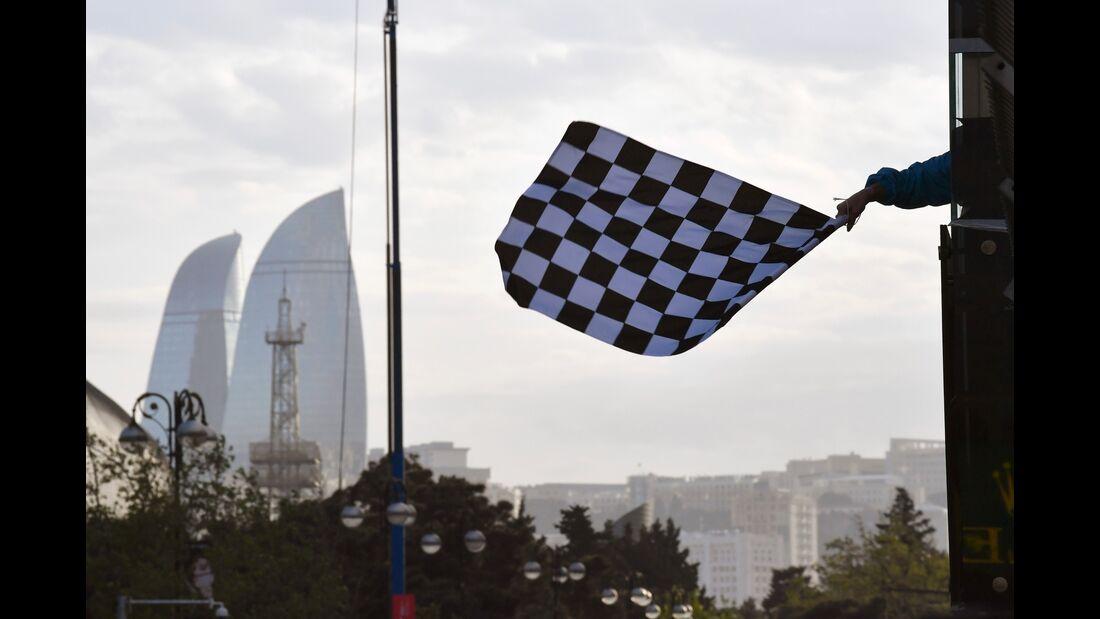 Impressionen - Formel 1 - GP Aserbaidschan - 28. April 2018