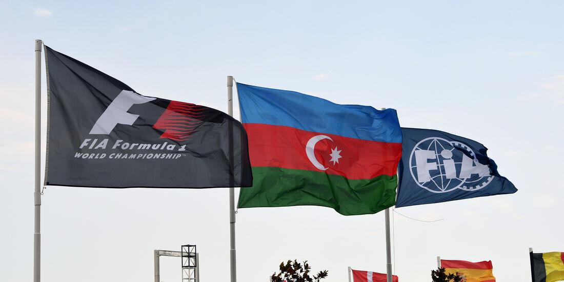 Impressionen - Formel 1 - GP Aserbaidschan - Baku - 18. Juni 2016