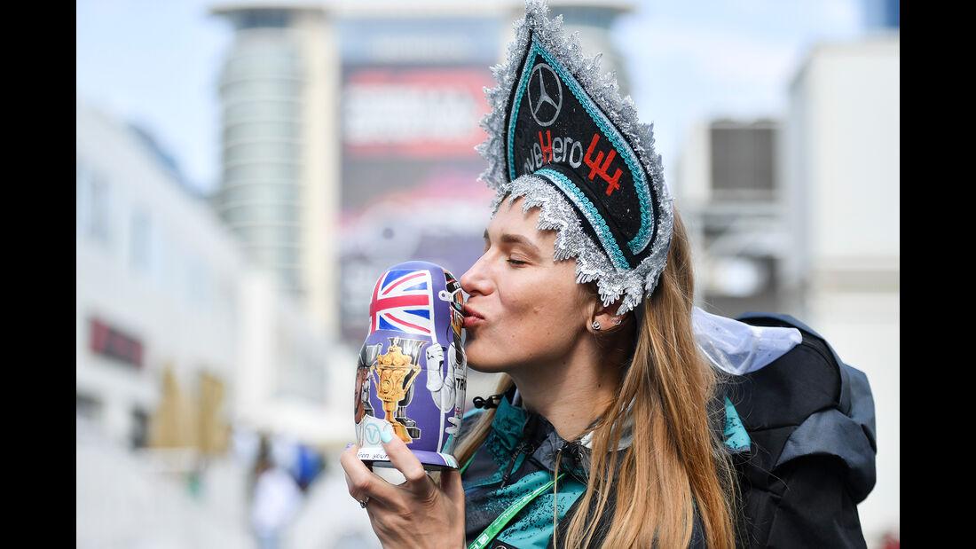Impressionen - Formel 1 - GP Aserbaidschan - Baku - 25. April 2019