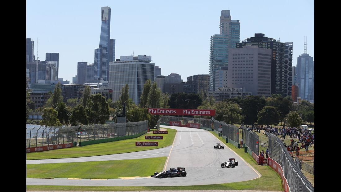 Impressionen - Formel 1 - GP Australien - 13. März 2015