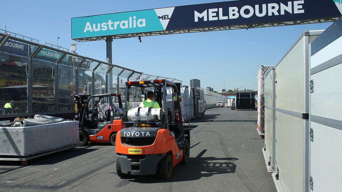 Formel 1 Australien Abgesagt