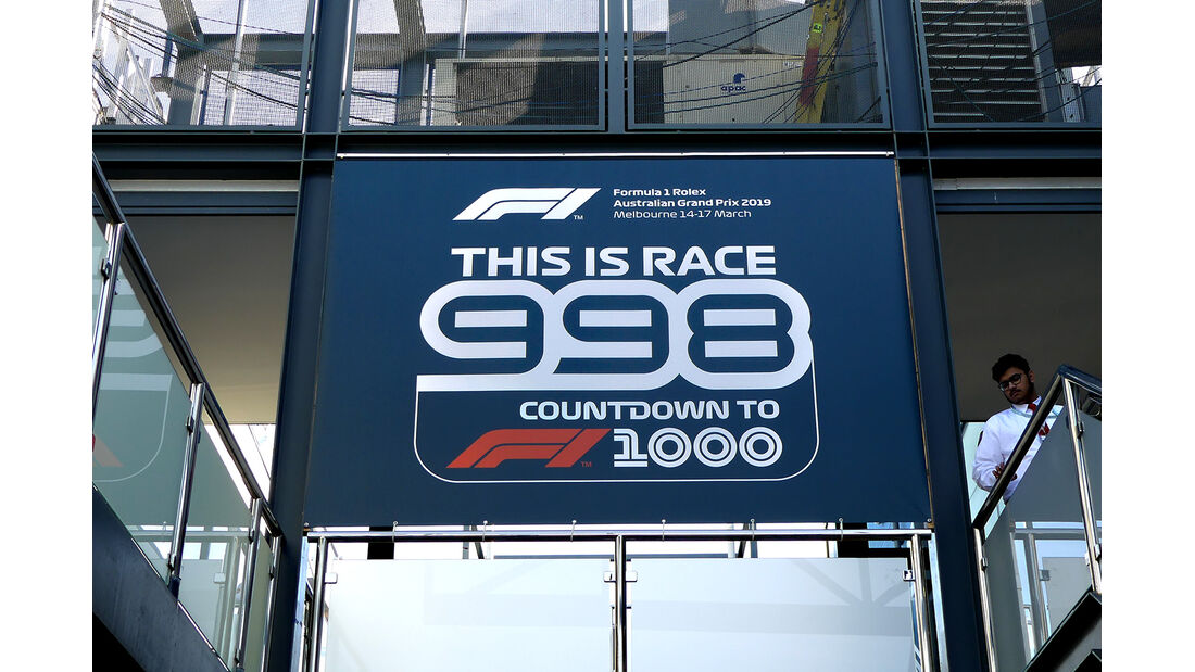 Impressionen - Formel 1 - GP Australien - Melbourne - 14. März 2019