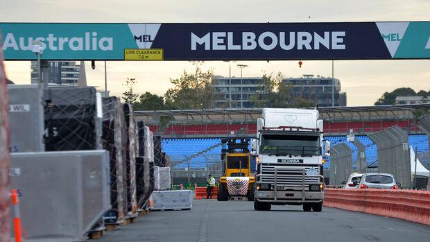 Impressionen - Formel 1 - GP Australien - Melbourne - 20. März 2017