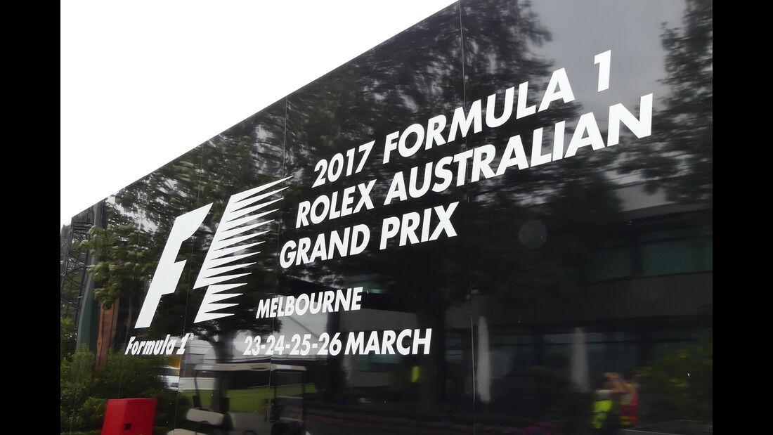 Impressionen - Formel 1 - GP Australien - Melbourne - 22. März 2017