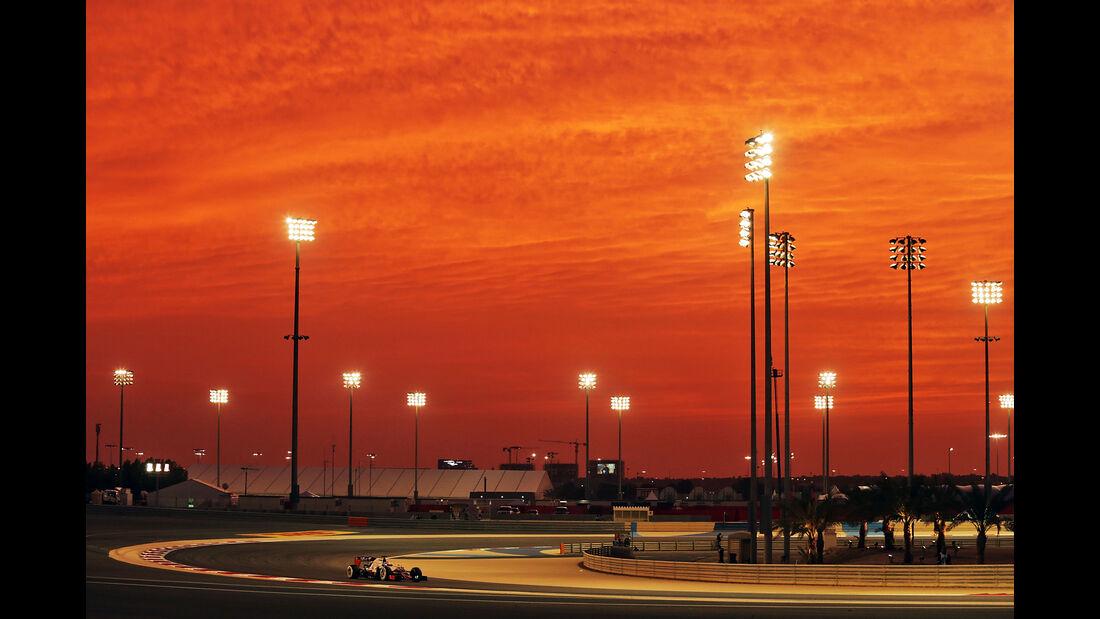 Impressionen - Formel 1 - GP Bahrain - 1. April 2016