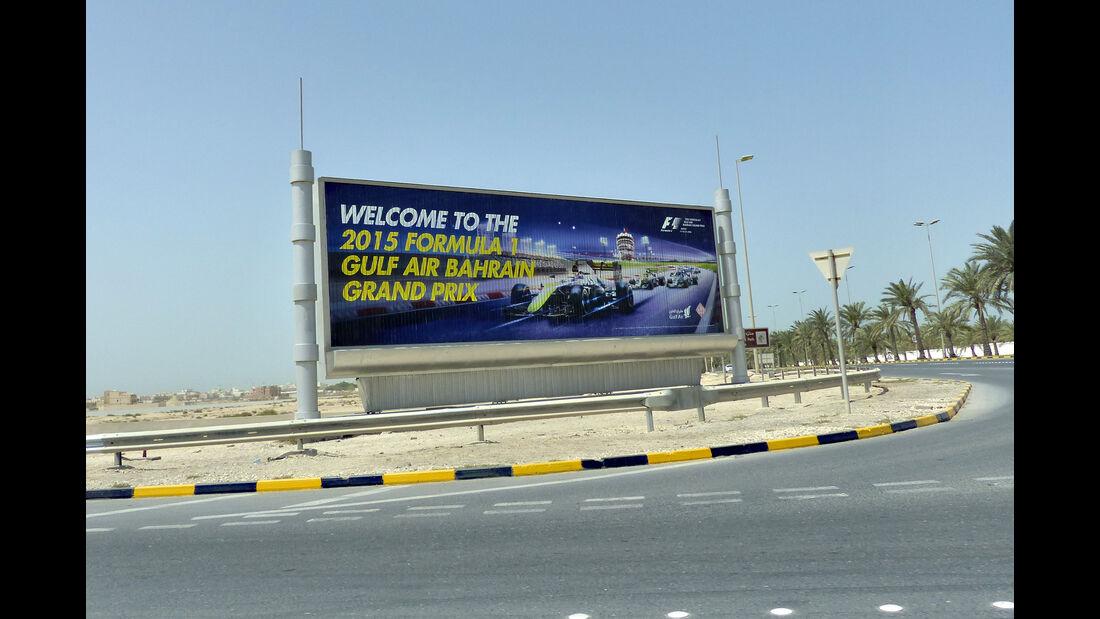 Impressionen - Formel 1 - GP Bahrain - 16. April 2015