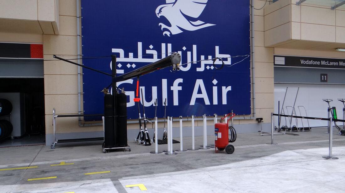 Impressionen - Formel 1 - GP Bahrain - 18. April 2013