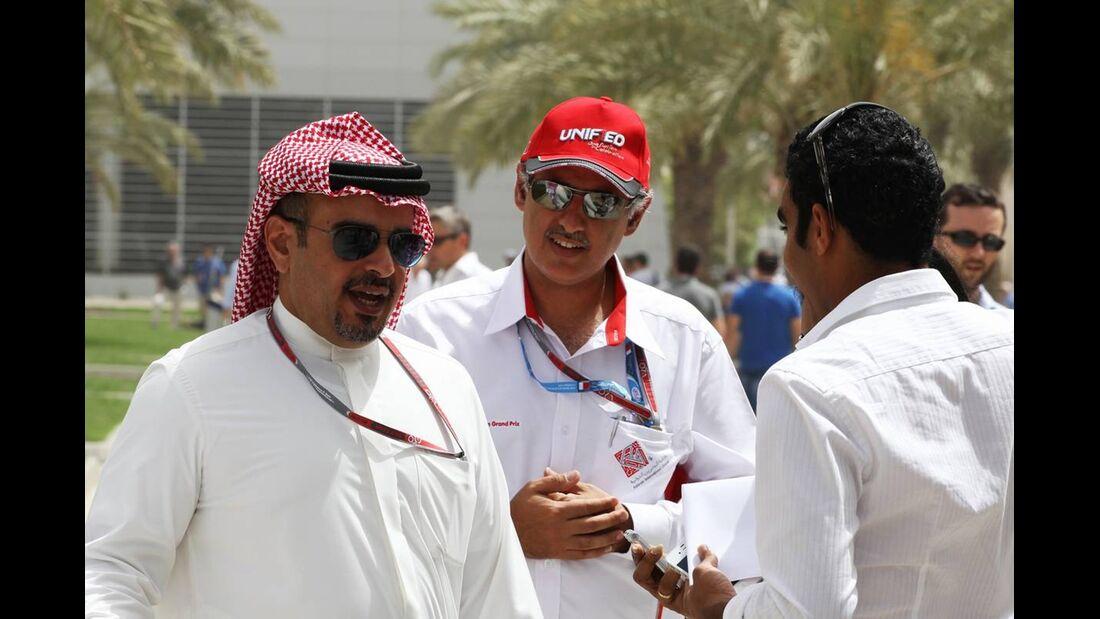 Impressionen - Formel 1 - GP Bahrain - 21. April 2012