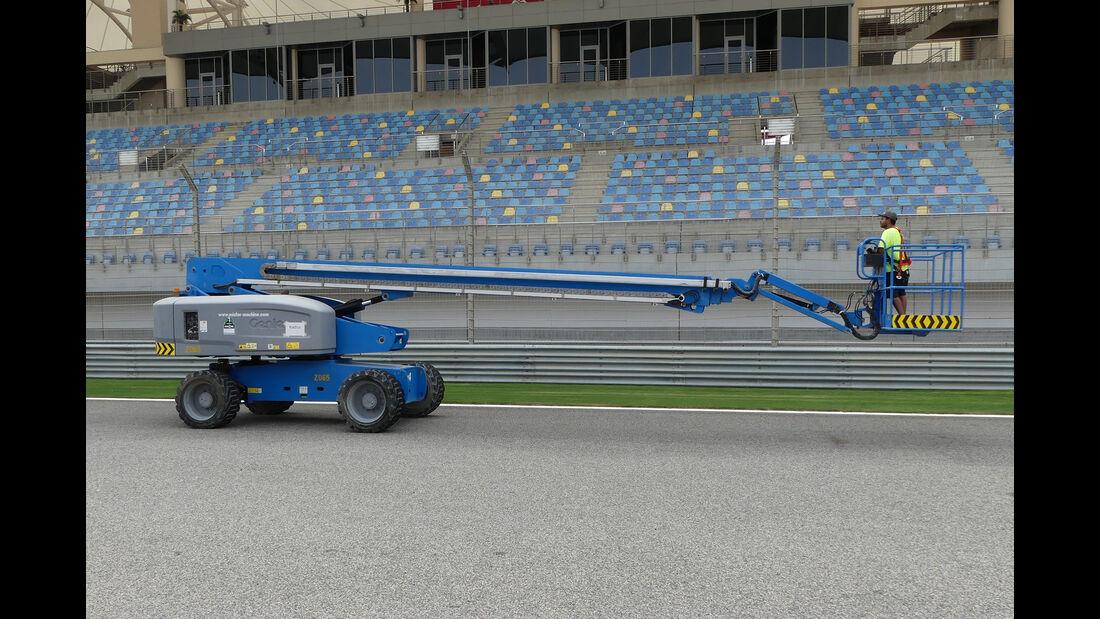 Impressionen - Formel 1 - GP  Bahrain - 4. April 2018