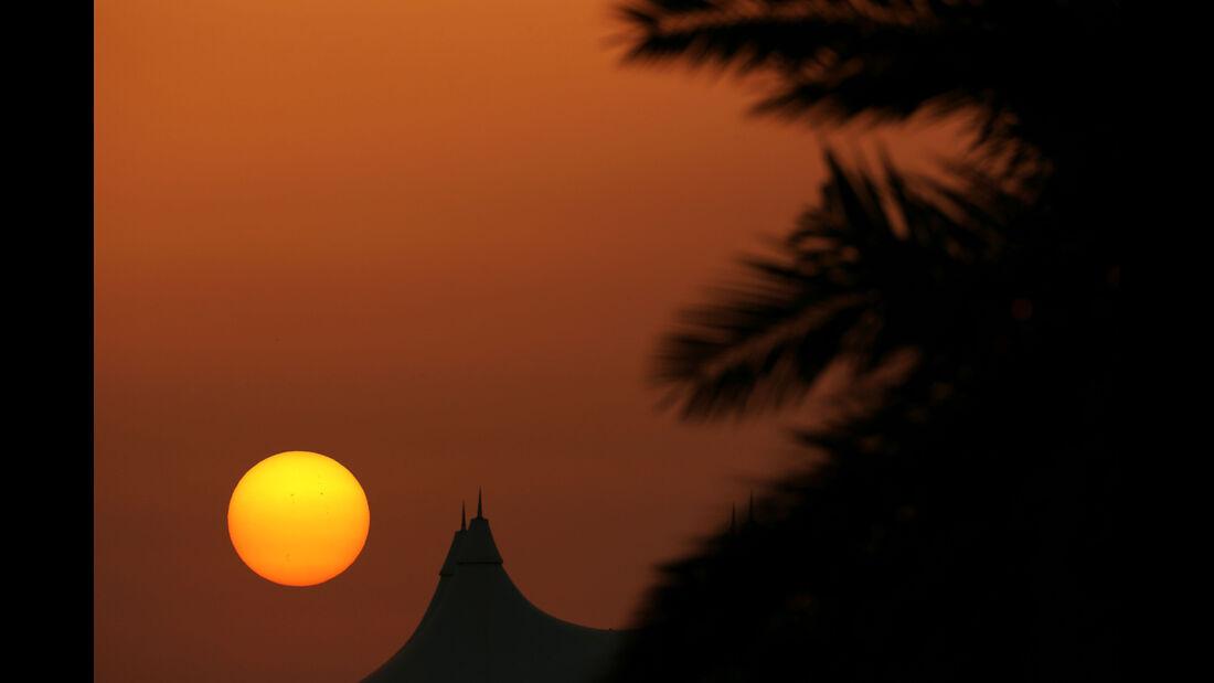 Impressionen - Formel 1 - GP Bahrain - Sakhir - 4. April 2014