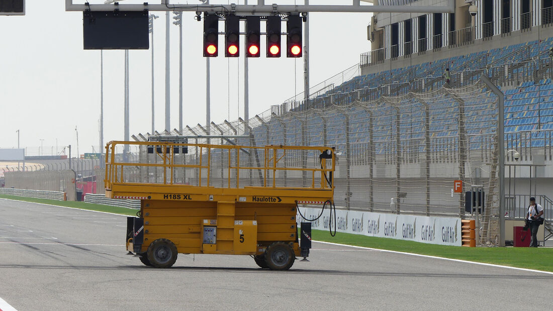 Impressionen - Formel 1 - GP Bahrain -Sakhir - Donnerstag - 13.4.2017