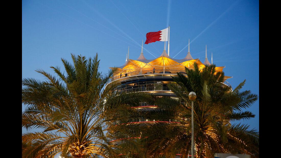 Impressionen - Formel 1 - GP Bahrain - Sakhir - Training - Freitag - 14.4.2017