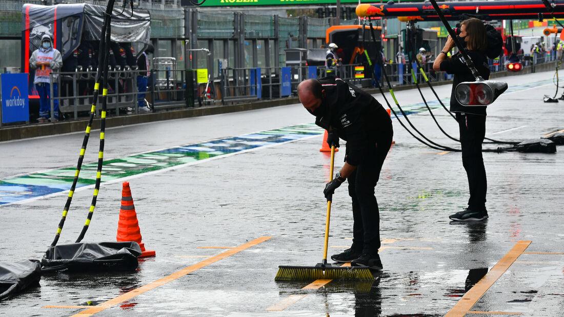 Impressionen - Formel 1 - GP Belgien - 28. August 2021
