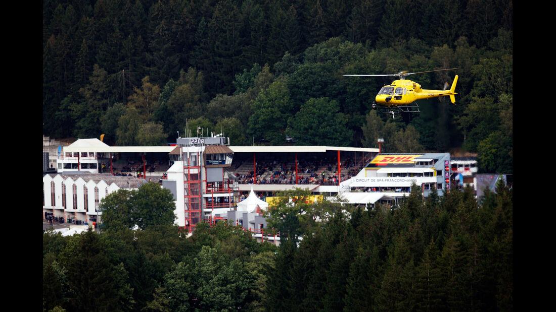 Impressionen - Formel 1 - GP Belgien - Spa-Francorchamps - 22. August 2014