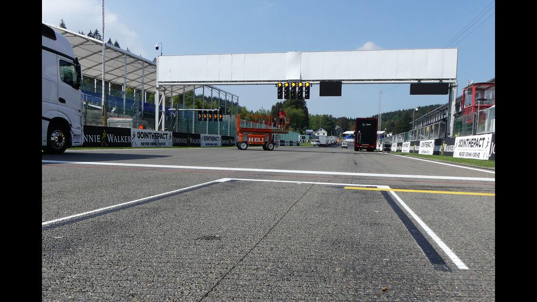 Impressionen - Formel 1 - GP Belgien - Spa-Francorchamps - 22. August 2018