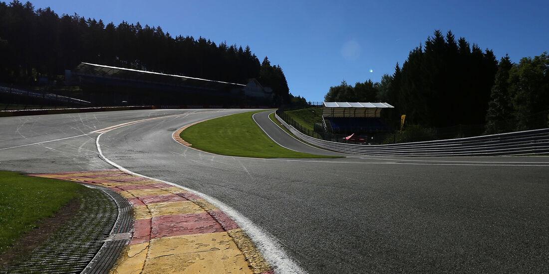 Impressionen - Formel 1 - GP Belgien - Spa-Francorchamps - 25. August 2016