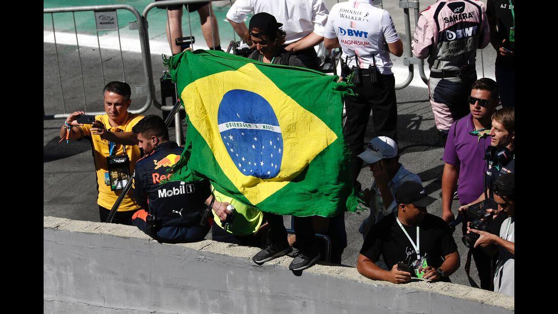 Impressionen - Formel 1 - GP Brasilien - 12. November 2017