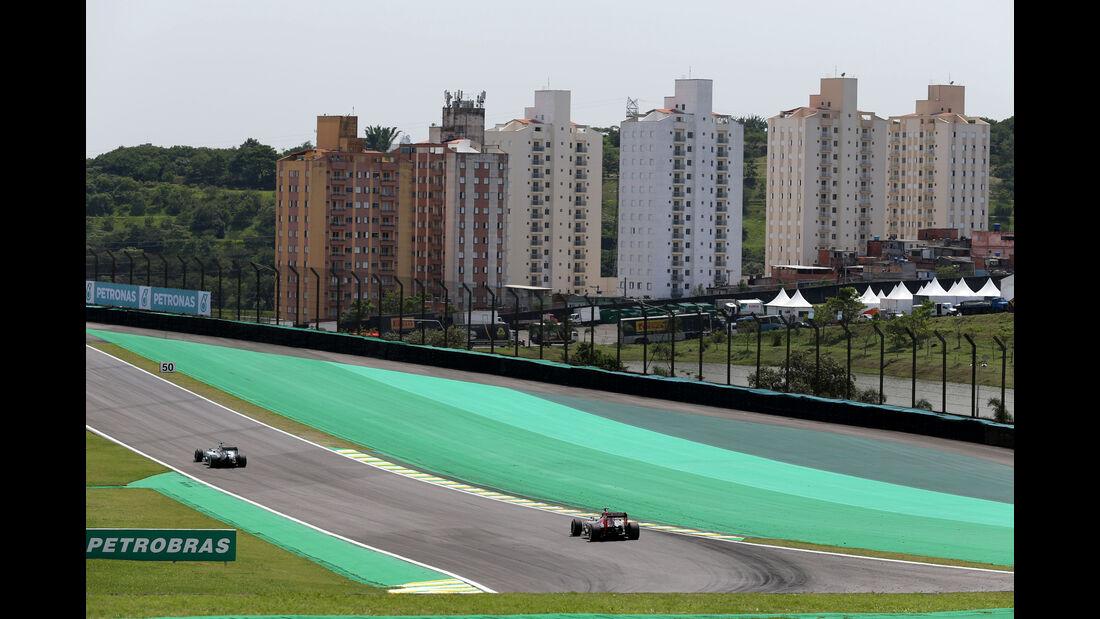 Impressionen - Formel 1 - GP Brasilien- 14. November 2015