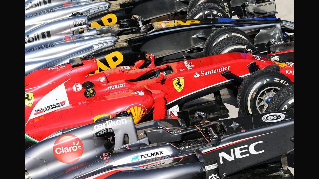Impressionen - Formel 1 - GP Brasilien - 9. November 2014