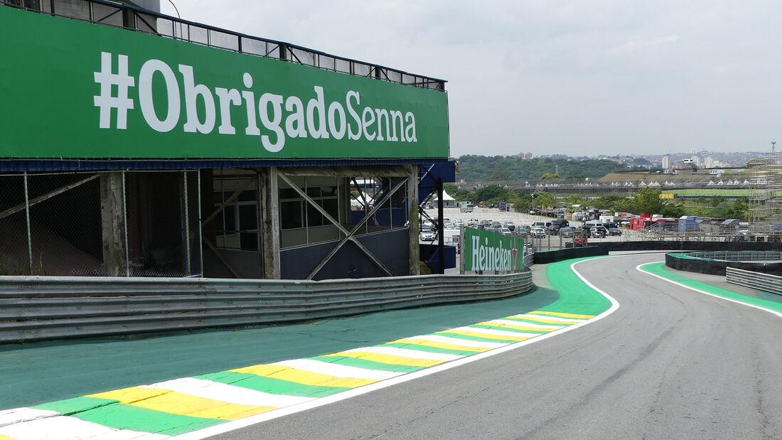 Impressionen - Formel 1 - GP Brasilien - Sao Paulo - 13. November 2019