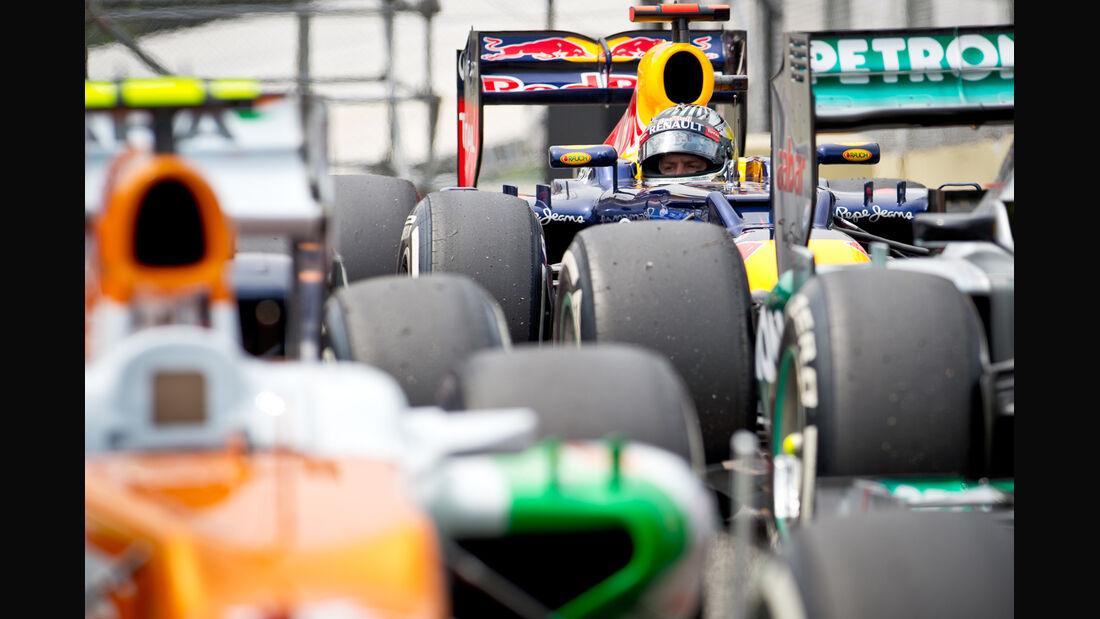 Impressionen - Formel 1 - GP Brasilien - Sao Paulo - 24. November 2012
