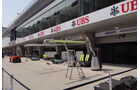 Impressionen - Formel 1 - GP China - 10. April 2013