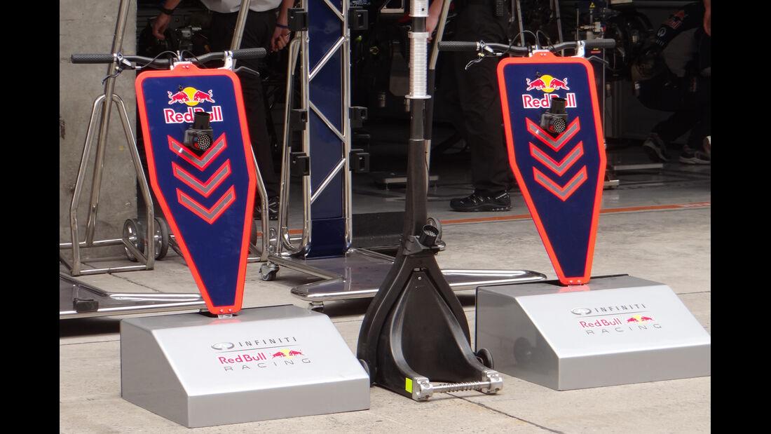 Impressionen - Formel 1 - GP China - 11. April 2013