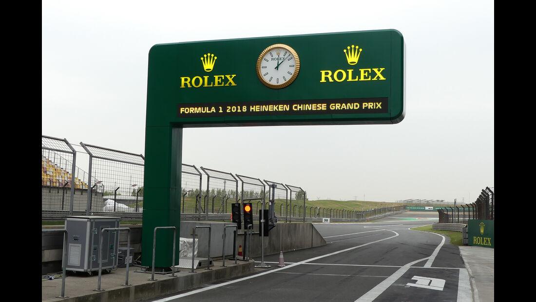 Impressionen - Formel 1 - GP China - Shanghai - 12. April 2018
