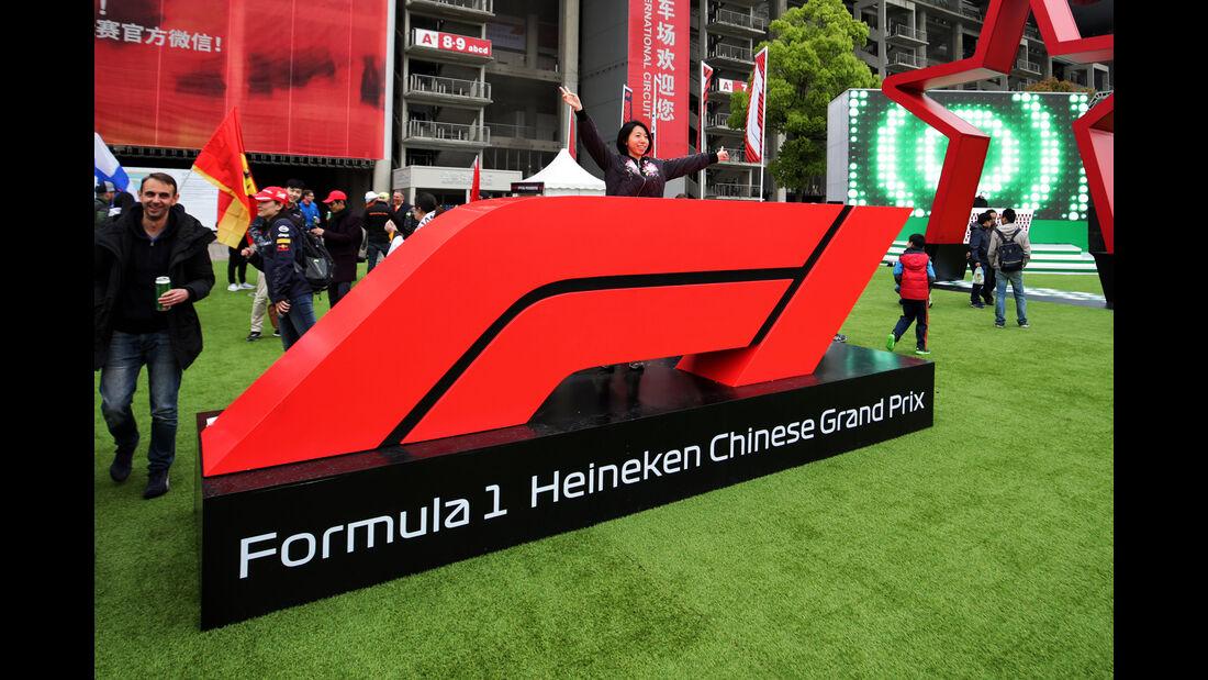 Impressionen - Formel 1 - GP China - Shanghai - 14. April 2018