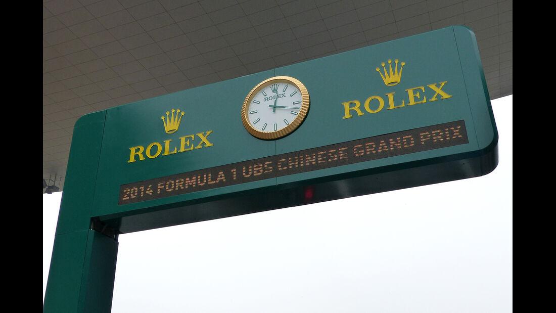 Impressionen - Formel 1 - GP China - Shanghai - 17. April 2014