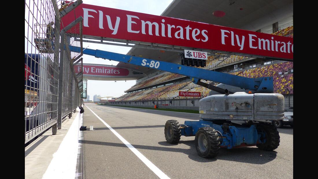 Impressionen - Formel 1 - GP China - Shanghai - 9. April 2015
