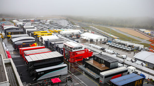 Impressionen - Formel 1 - GP Eifel - Nürburgring - Freitag - 9.10.2020