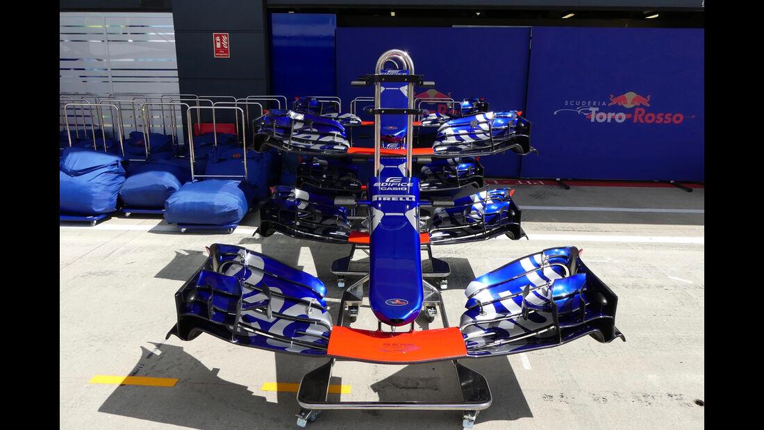 Impressionen - Formel 1 - GP England - 12. Juli 2017