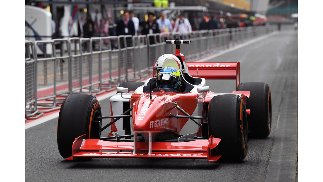 Impressionen - Formel 1 - GP England - 13. Juli 2017