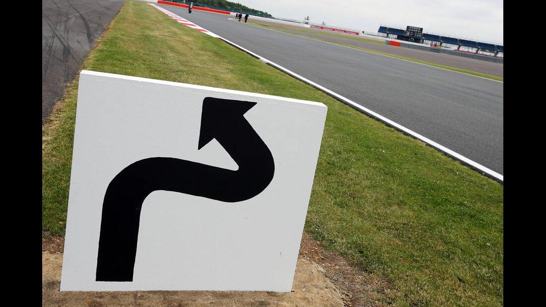 Impressionen - Formel 1 - GP England - 27. Juni 2013