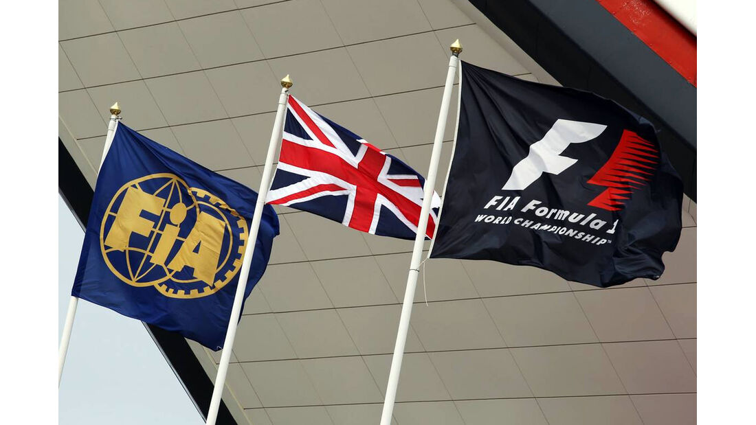 Impressionen - Formel 1 - GP England - 29. Juni 2013