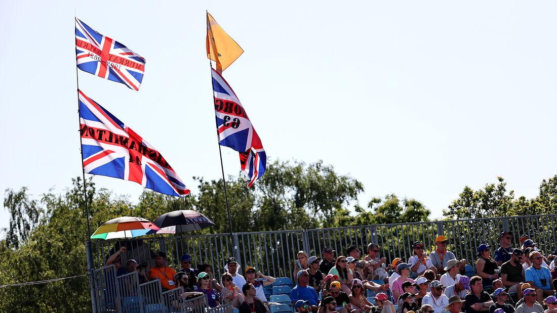Impressionen - Formel 1 - GP England - Silverstone - 17. Juli 2021