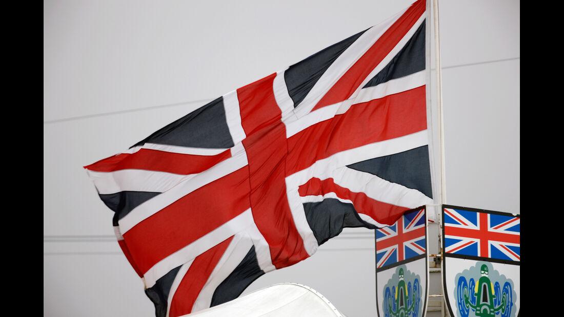 Impressionen - Formel 1 - GP England - Silverstone - 6. Juli 2012