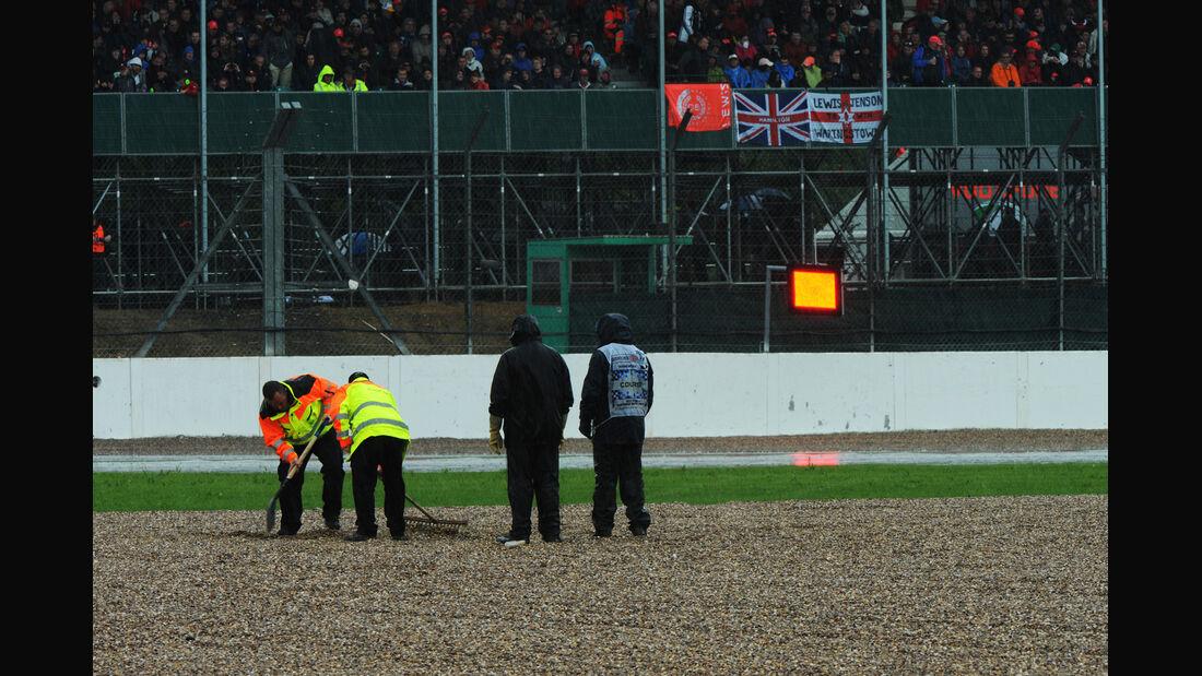 Impressionen - Formel 1 - GP England - Silverstone - 7. Juli 2012