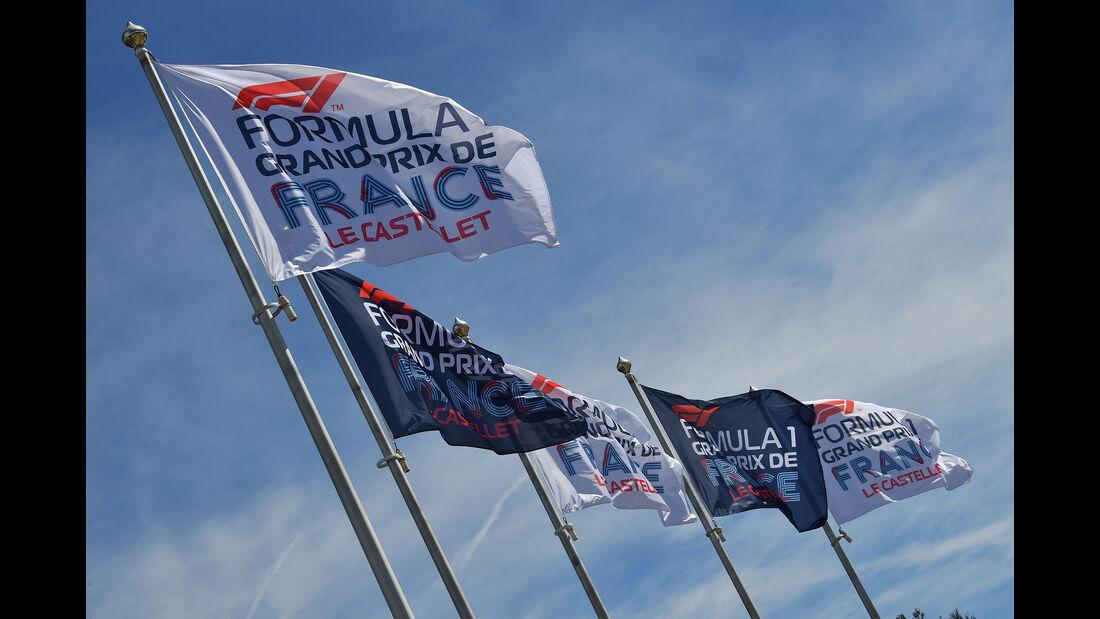 Impressionen - Formel 1 - GP Frankreich - Circuit Paul Ricard - 22. Juni 2018