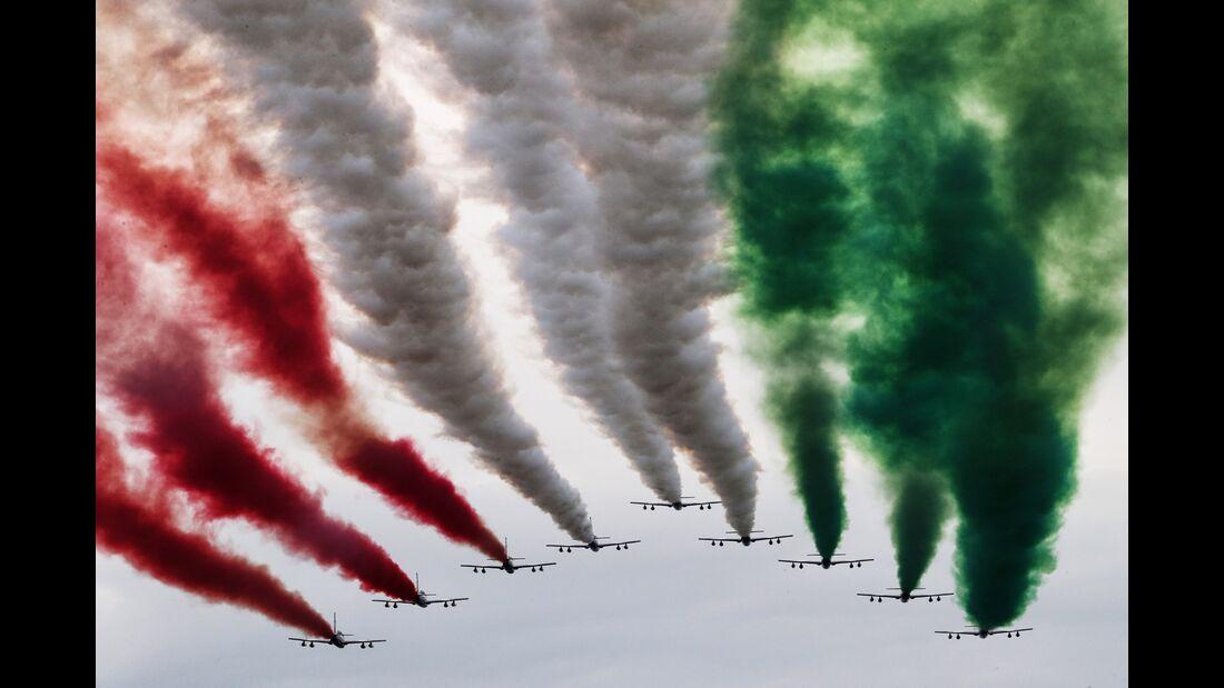 Impressionen - Formel 1 - GP Italien - 02. September 2018