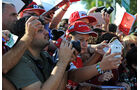 Impressionen - Formel 1 - GP Italien - 6. September 2014