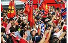 Impressionen - Formel 1 - GP Italien - 7. September 2014