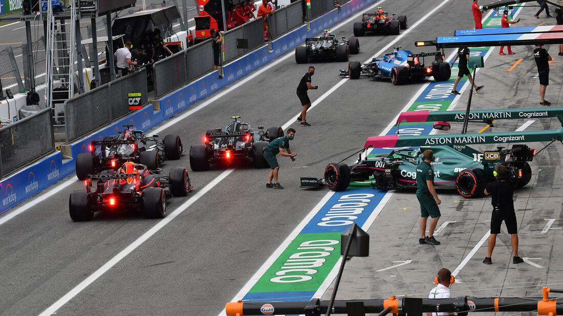 Impressionen - Formel 1 - GP Italien - Monza - 10. September 2021