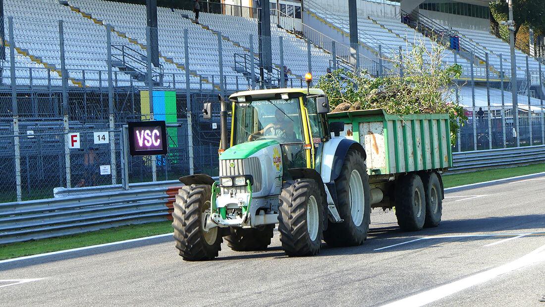 Impressionen - Formel 1  - GP Italien - Monza - 31. August 2016